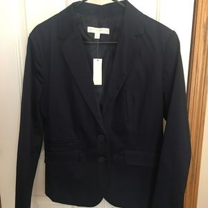 New with tags Navy blue NY&Co blazer
